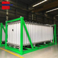 جهاز التبخير الحراري الهوائي من نوع الإطار الذي يبلغ طوله 20 قدمًا سهل النقل