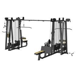 Commerce de gros corps de construction de machines de formation salle de gym Multi Jungle des appareils de fitness