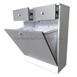 Armário para armazenamento de sala de lavandaria personalizados com gaveta