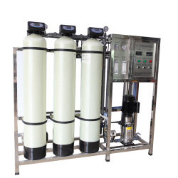 500lph de elektrische Zuiveringsinstallatie van het Water van de Omgekeerde Osmose met Fabriek RO