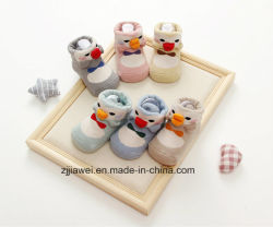 Моделирование пингвинов малыша Cute комнате носки махровые носки