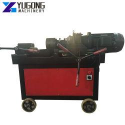 Attrezzatura da costruzione, macchina per armatura a laminazione a freddo con filettatura a bulloni da 40 mm
