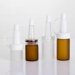 30ml 1oz de AmberFles van het Glas voor de Mondelinge Vloeibare Verpakking van het Collageen, de Fles van de Geneeskunde van de Stroop, het Flesje van het Glas van de Geneeskunde