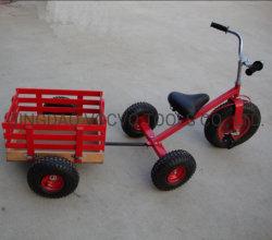 Fiets de Met drie wielen van het Stuk speelgoed van de Jonge geitjes van kinderen