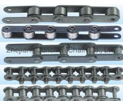 굽은 격판덮개를 가진 604의 G4 Attchment 야자유 컨베이어 사슬
