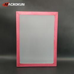 Kundenspezifischer Silk Druck-Bildschirm-Rahmen-Aluminiumdrucken-Bildschirm