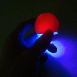 Rot-Blinkenblinkende Ren-Wekzeugspritze