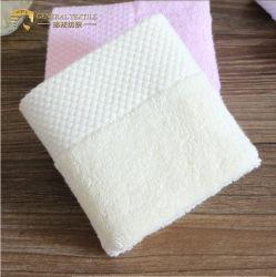 Enrole o cabelo SPA branco Etiqueta toalha toalha de rosto (JRL063)