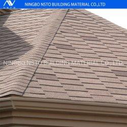 屋根のための着色されたアスファルト鉄片
