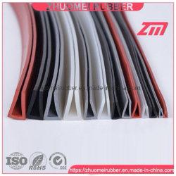 Резиновая полоса кромочного материала силикон U канал для защиты кромок