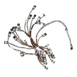 Molex Verbinder-Verkabelungs-Verdrahtung für Tierblut-Analysen-System
