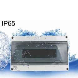 ABSプラスチック18方法MCB電気配電箱IP 65の電力配分装置