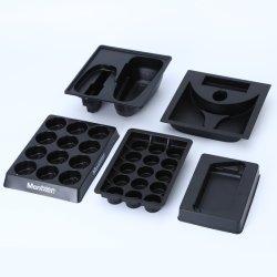 PS van de douane het Zwarte Matte Plastic Dienblad van het Pakket Thermoforming voor Scheerapparaat