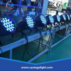 NENNWERT RGB-54*3W RGB 3in1 DJ LED kann Beleuchtung positionieren