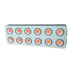 세륨 RoHS FCC PSE 증명서 1200W 옥수수 속 LED는 의학 플랜트를 위해 가볍게 증가한다