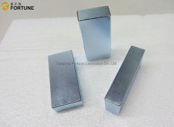 Permanet亜鉛コーティングが付いている強力なNeodymuimのブロックのNdFeBの磁石