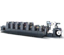 Automatische Farben-selbstklebende Kennsatz-Offsetdruckmaschinen