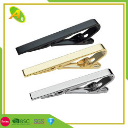 De Oro de la moda de alta calidad con la Barra de Metal Fabricación Soft enamel Logotipo personalizado decoración regalo Clip en barra Barra de sujeción de la mens (029)