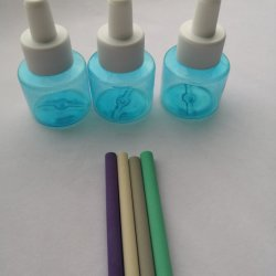 45ml Mosquito remplir la bouteille de repousser des moustiques de mèche en céramique