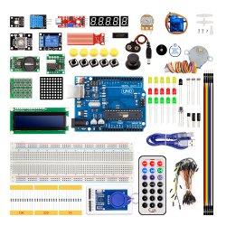 Горячая продажа электронных Uno R3 Starter Kit для учебы