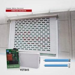 Commerce de gros roulement automatique sans fil Récepteur contrôleur moteur tubulaire de porte encore845