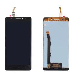 Grade AAA+ nouvellement arrivée à la qualité de l'écran LCD Écran LCD noir Touch numériseur assemblée pièce de rechange pour Lenovo A7000