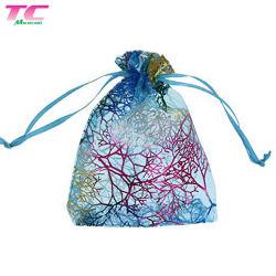 Preciosas Joyas de cuerda de promoción de la bolsa de caramelos y regalos