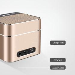 中国の製造者のセリウムのRoHS FCCが付いている小型デジタルBluetoothスピーカー