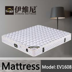 Materasso cinese della gomma piuma della camera da letto della mobilia della casa della molla di Bonnell per l'hotel cinque stelle (EV1608)