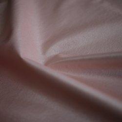 Glitter PU nacarado el cuero de diseño de moda para vestir ropa de abrigo