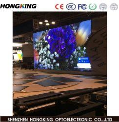 P10 Full Color Outdoor Advertising Display Screen LED Video Wall(실외에 광고하는 풀 컬러 디스플레이 화면