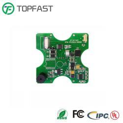 Un arrêt carte PCB OEM PCBA Assemblée les composants électroniques de PCB