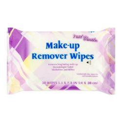 Fabrik OEM Make-up Entferner Wet Wipes Kokosöl für Gesichtsreinigung