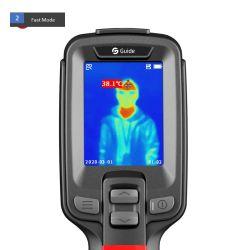 Großverkauf kompakt und erschwingliche Handinfrarotfühler-Wärmebildgebung-Scanner-Kamera für Temperaturprüfung, Fieber-Erfassungssystem Pirce der Führungs-T120h