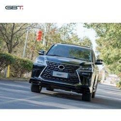 GBT Kit met 2021 carrosserie voor verchroomde roosters voor de achterbumper Voor Lexus 570-model