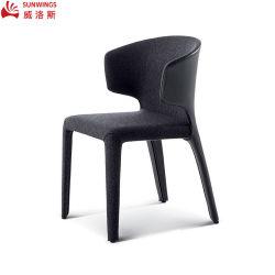 La lumière et de design de luxe en bois massif recouverte de tissu - chaise de salle à manger tous les meubles de salle de séjour