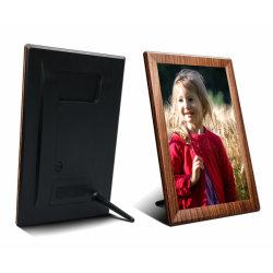 """10.1 """" 전시 영상 선수 1280p 디지털 사진 구경꾼을 광고하는 인치 도매 LCD"""
