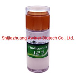 Fludioxonil 12%Sc muy eficaz de agroquímicos fungicidas sistémicos
