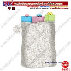 Compras la bolsa de promoción de la bolsa de parte de la bolsa de embalaje de regalo de cumpleaños de Boda Regalo Promocional Tote Bag (B6024)