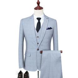 تصميم جديد عالي الجودة بدلة أعمال عادية رجال ملابس مخصصة