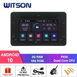 Witson Android 10 radio del coche Reproductor de Bluetooth para Alfa Romeo Spider 159 Sportswagon Brera audio del vehículo multimedia GPS
