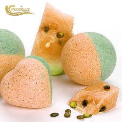 여자를 위한 반지를 가진 최신 판매 도매 개인 상표 Handmade 자연적인 유기 925 은 목욕 폭탄