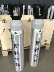 균형 N2에 있는 혼합 가스 5% 산소