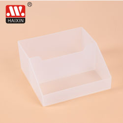 Plastikgesichtsschablonen-Vorratsbehälter für Dame-Haushalts-Kosmetik/Verfassung