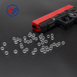 Gel Ammo Ball Prijs voor CO2 Pistol Soft Bullet Gun Speelgoed China Airgun Prijs water Gel Ball 7mm Toy Refill Munitie-ballen