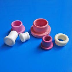 China Industrial da fábrica de têxteis técnicos polidos Zro2 zircónio Al2O3 Rosca de Alumina em cerâmica do Fio Guia de fios