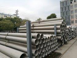 Reg, LSAW soldada directamente los tubos de acero al carbono, perfore el tubo, tubo de andamios en China la norma ASTM A53