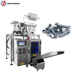 De kleine Verticale Automatische Machine van de Verpakking van de Plastic Zak van de Noot van de Bout