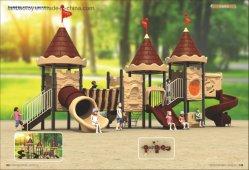 Castello Design Parco giochi all'aperto ostacolo gioco per il parco