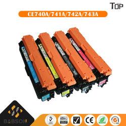 Cartucho de tóner de color CE740A/CE741A/CE742A/CE743A Impresora láser de 307Consumibles para impresoras HP Laserjet CP5225